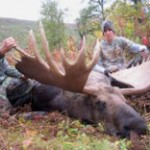 moose hunting,hunting moose,hunting guides,hunting outfitters